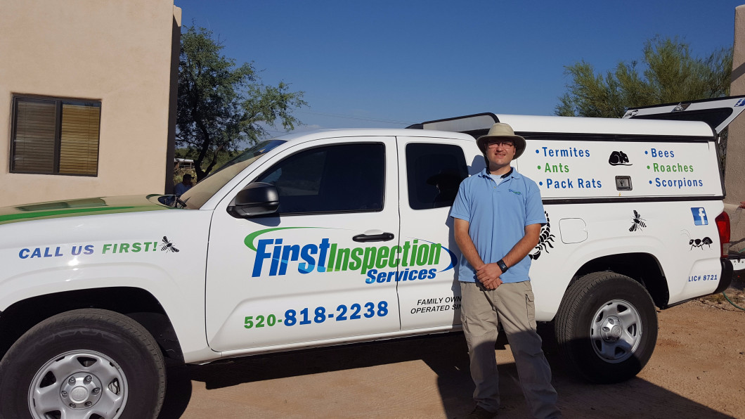 Call Us For Subterranean Termite Control in Tucson, AZ